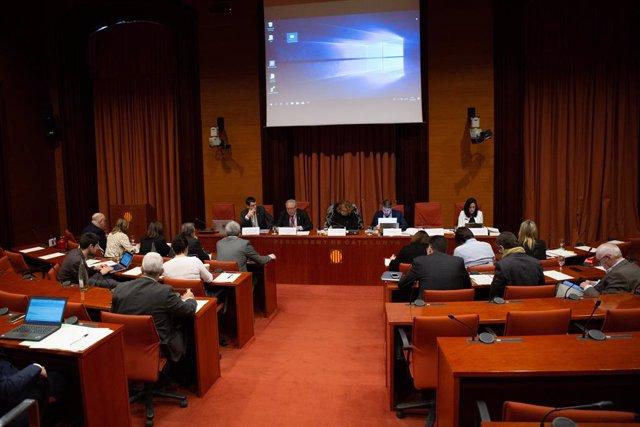 La Autoritat Catalana de la Competncia (Acco) explica en el Parlament sus línea