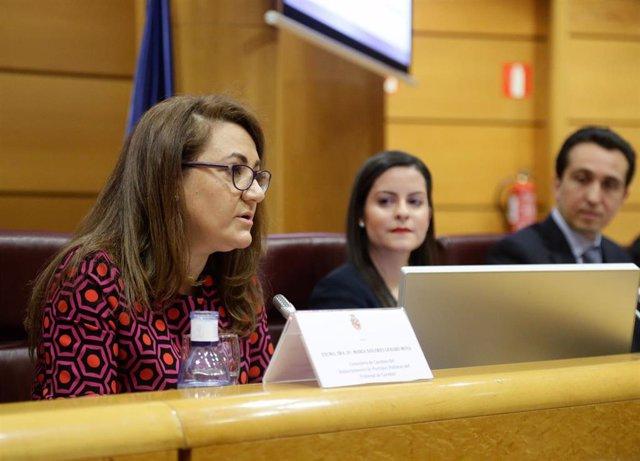 Tribunal de Cuentas instruye a responsables de finanzas de partidos sobre la jus