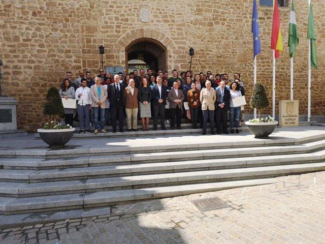CádizAlDía.- Jóvenes roteños culminan su formación en los sectores de riesgos la