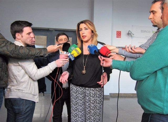 """PSOE-A tilda de """"gran montaje"""" el plan de choque contra las listas de espera par"""