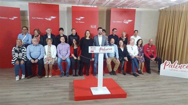 """26M.- Mirian Andrés Presenta Un Plan Local Por La Conciliación Como La """"Propuest"""