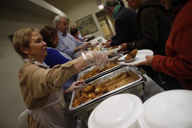 """EEUU.- Trump propone quitar los bonos de comida a 750.000 personas para """"fomenta"""