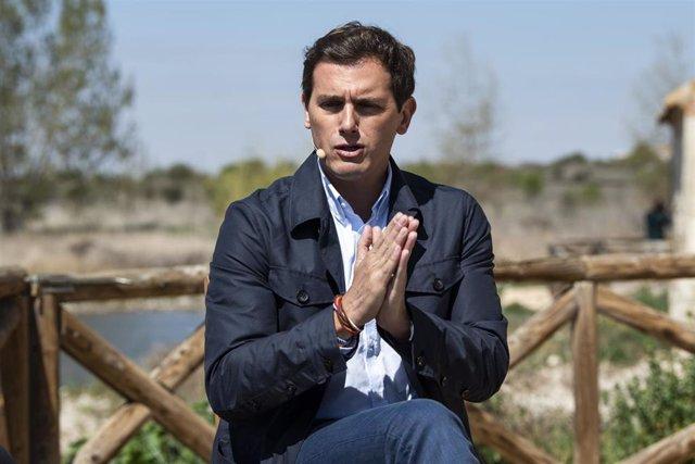 28A.- Rivera niega que Ciudadanos sea el responsable de que Sánchez pueda gobern