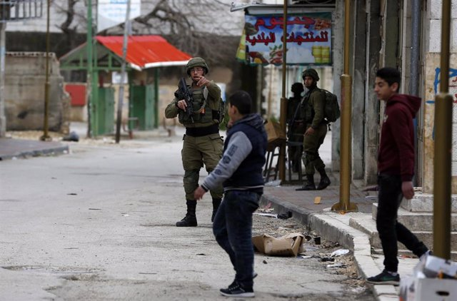 Clashes in West Bank