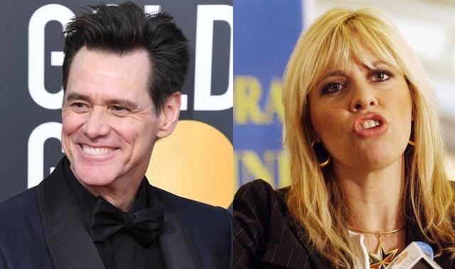 La nieta de Mussolini insulta a Jim Carrey por caricaturizar la ejecución del di