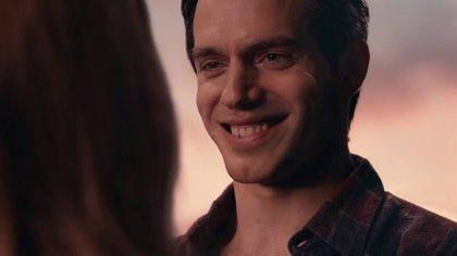 Filtrada la imagen de Superman con bigote en el rodaje de Liga de la justicia
