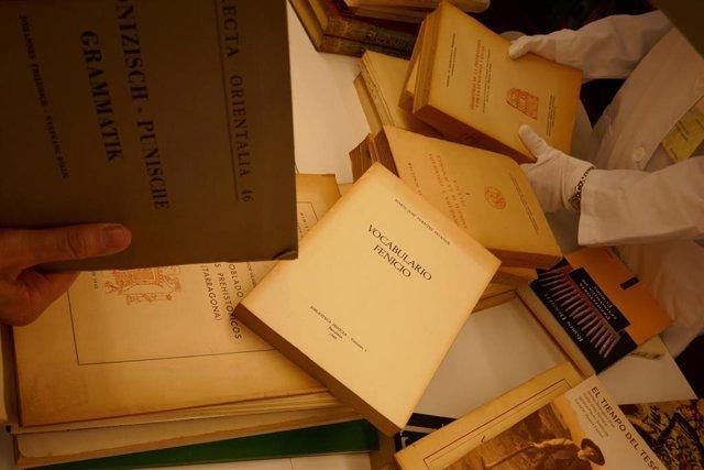 Málaga.- El Museo de Málaga recibe uno de los legados bibliográficos sobre la cu