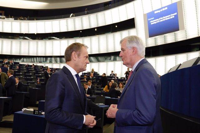 European Parliament meeting in Strasbourg