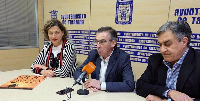 Zaragoza.- Tarazona conmemora el 900 aniversario de su incorporación al Reino de