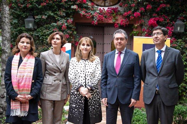 """Sevilla.-Turismo.-AV.-Sevilla accede a la """"liga"""" de Madrid y Barcelona con la WT"""