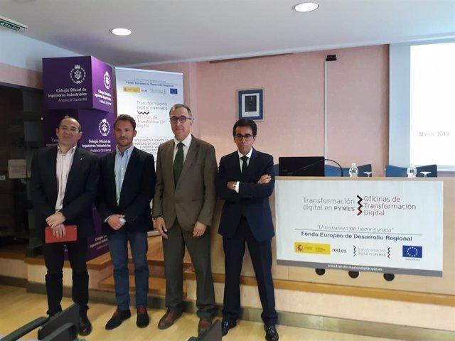 Sevilla.- Ingenieros presentan un programa para la transformación digital de cas