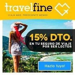 COMUNICADO: La plataforma online de seguros de viaje, Travelfine, celebra su pri