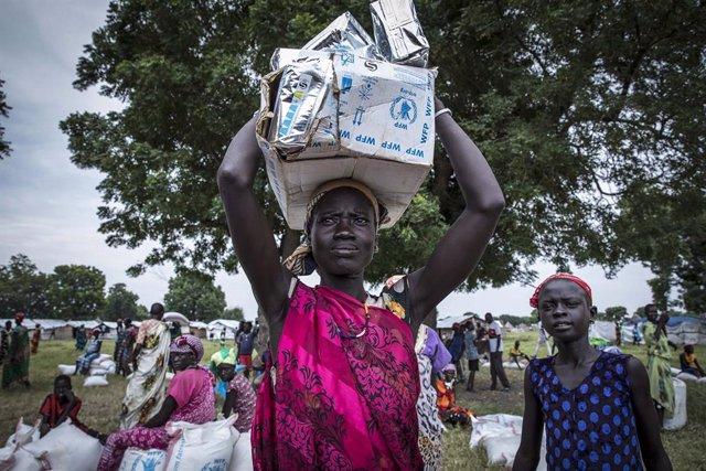 DDHH.- Las crisis alimentarias, un problema que afecta a 113 millones de persona