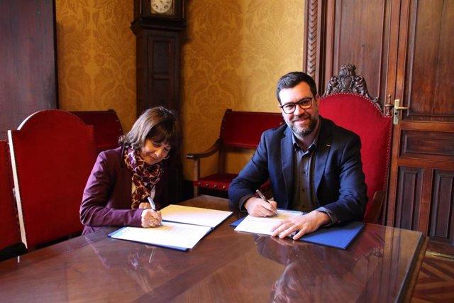 Palma obtiene el sello de 'Ciudad Amiga de la Infancia'