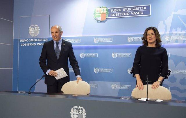 """Gobierno Vasco afirma que la recuperación económica está """"dando oportunidades a"""