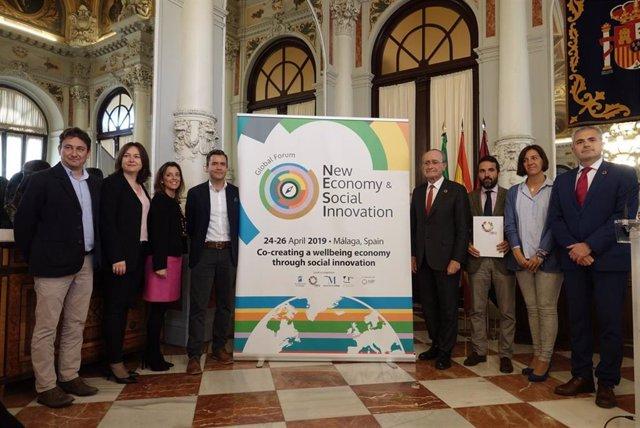 Reenviamos Nota Y Fotos: Nesi Global Forum Convertirá A Málaga En El Epicentro D