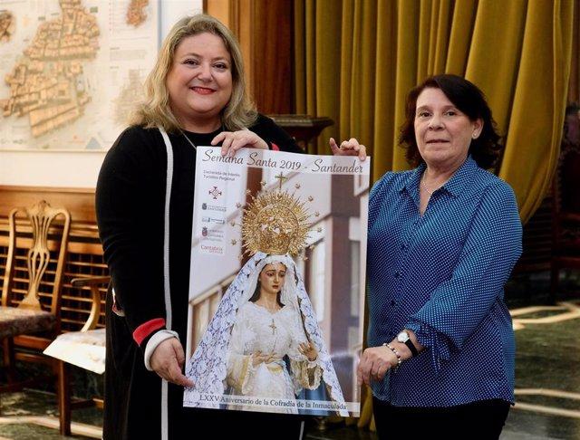Santander.- La Semana Santa ofrecerá este año 14 procesiones del 13 al 20 de abr