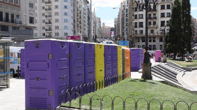 Ayuntamiento instala nuevos aseos en puntos de Centro consensuados con vecinos c