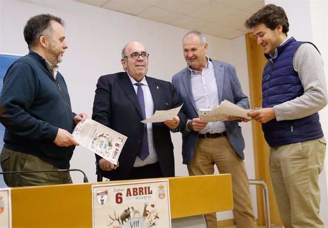 Cantabria recupera su Gala de la Caza