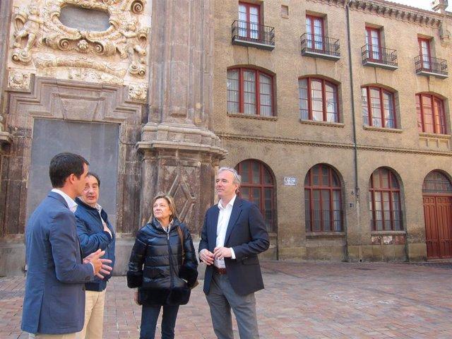 """Zaragoza.- El PP critica la """"incomprensible"""" actitud de ZeC hacia la Semana Sant"""