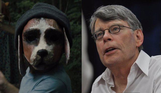 """Stephen King, encantado con Cementerio de animales: """"¡Es jodidamente genial!"""""""