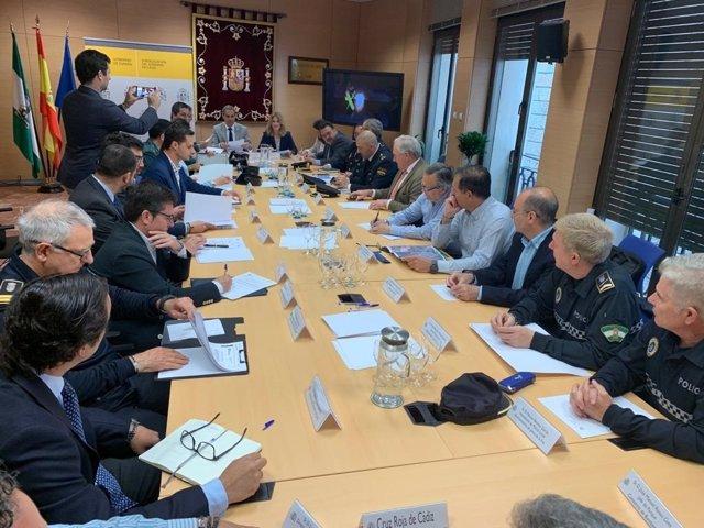 Cádiz.- Más de 2.600 efectivos velarán por la seguridad y la prevención en el Gr