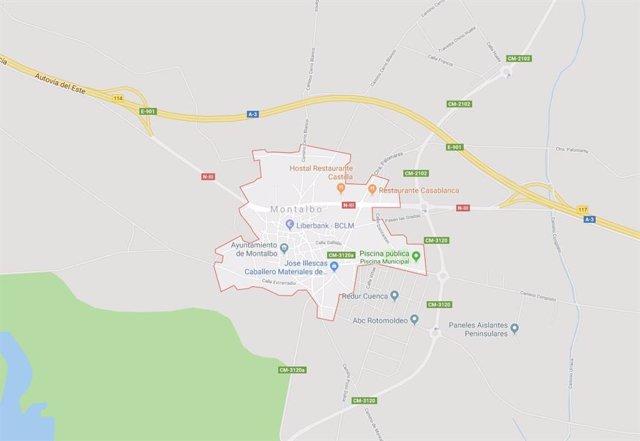 Sucesos.- Tres heridos tras la colisión múltiple de 11 vehículos en Montalbo (Cu