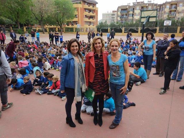 Córdoba.- Educación.- La Junta participa en las actividades por el Día Mundial d