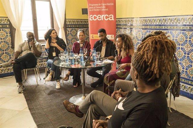 Cádiz.- El VII Árbol de las Palabras formará a jóvenes cineastas africanos en có