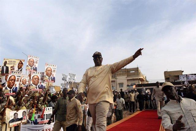 Senegal.- El Consejo Constitucional ratifica la reelección de Macky Sall como pr