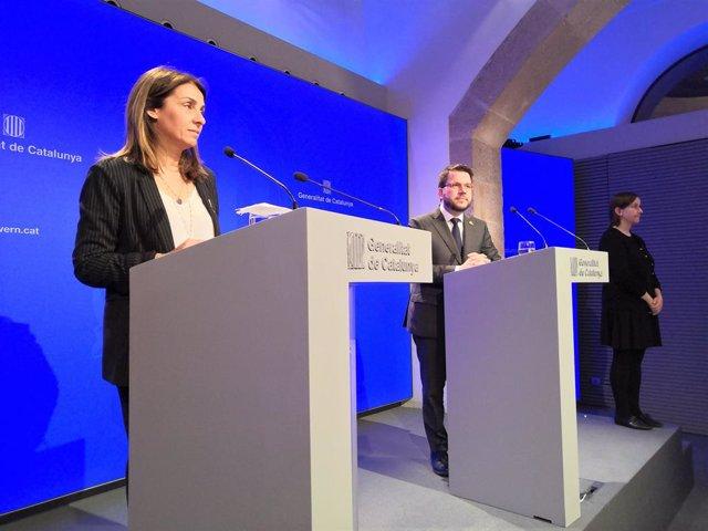 El Govern catal aprova un suplement de crdit de 814 milions per a noves despes