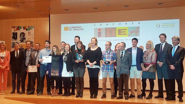 Abora y Zgreens se alzan con los premios a la mejor empresa y el mejor proyectos