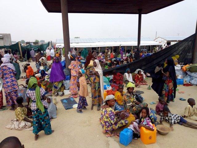 Els atacs armats a la regió nigerina de Diffa deixen gairebé 90 morts el mar i 15.000 desplaats