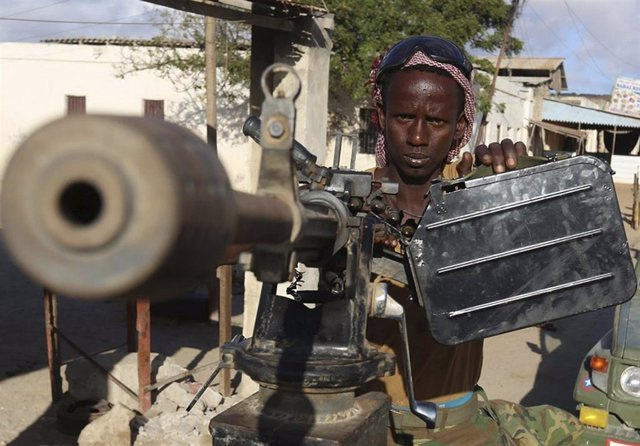 Somalia.- Soldados de Somalia se retiran de al menos tres bases en protesta por