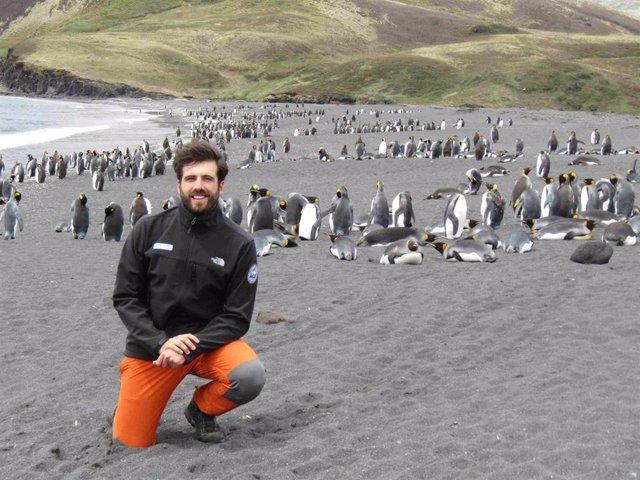 El investigador cartagenero Pablo Rodríguez Ros habla este viernes sobre 'La vue