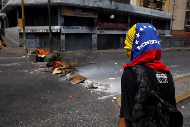 """Venezuela.- El Parlamento declara """"terrorismo de Estado"""" la acción de los grupos"""
