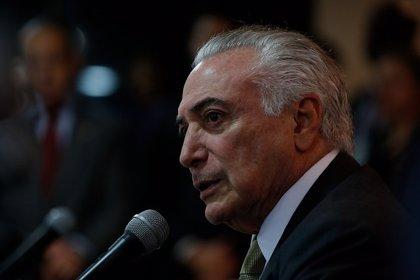 La Justicia de Brasil acepta dos nuevas denuncias contra Temer por desvíos de fondos de la empresa Electronuclear