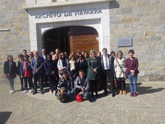 Reunión entre autoridades turísticas de Navarra y Pirineos Atlánticos para traba