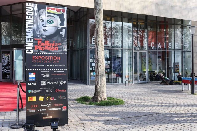 Málaga.- La exposición 'Y Fellini soñó con Picasso' viaja a la Cinémathèque Fran