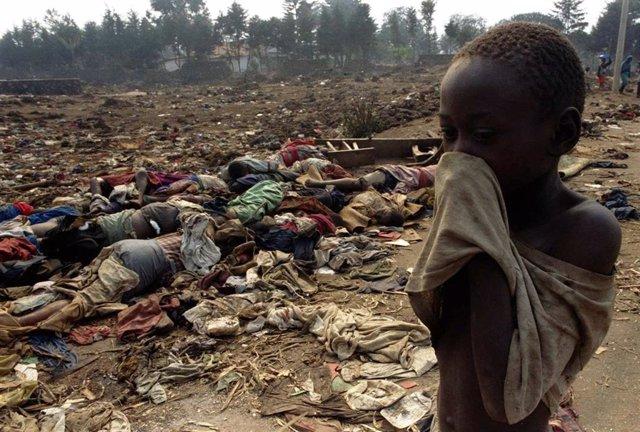 Ruanda.- Así se deslizó Ruanda hacia el genocidio hace 25 años