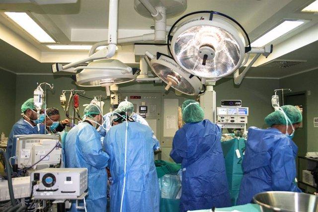 La donación de órganos aumenta un 11% la donación y el trasplante un 10% en el p
