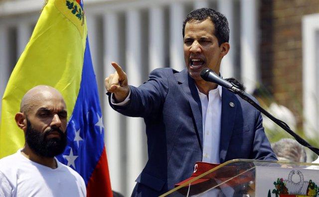 Guaidó controlará la sede de la embajada de Venezuela en Washington