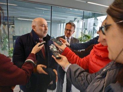 Seis detenidos en España y tres en Paraguay en una operación contra la trata de mujeres en Santiago (España)