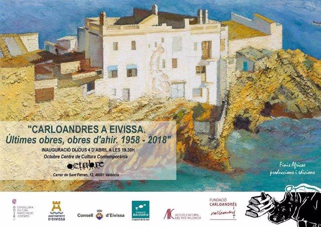 La Conselleria de Cultura organiza en Valencia una exposición dedicada a Carloan