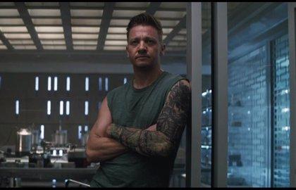 Vengadores Endgame: ¿Qué es el tatuaje de Ojo de Halcón (Ronin)?