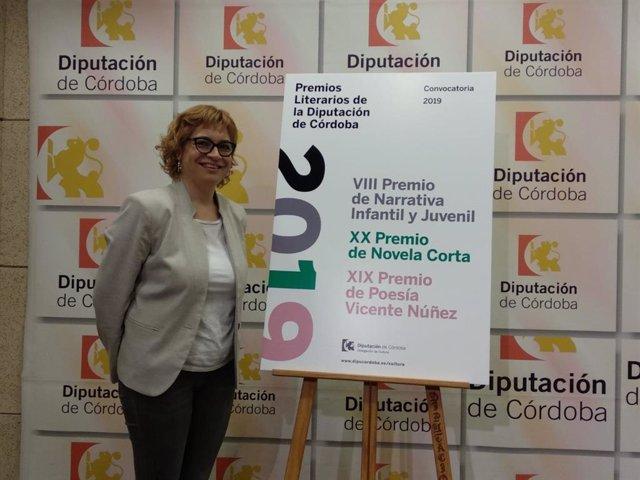 CórdobaÚnica.- La Diputación convoca una nueva edición de premios de narrativa i