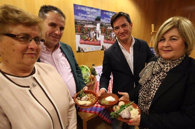Málaga.- Las habas vuelven a ser protagonistas en Casarabonela en el 'II Día del
