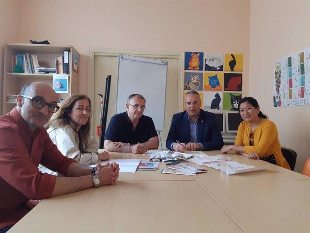Acuerdo de Diputación con Ceaiin
