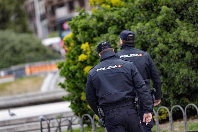Málaga.- Sucesos.- Detenido por robar a una mujer de 78 años en un portal de Vél