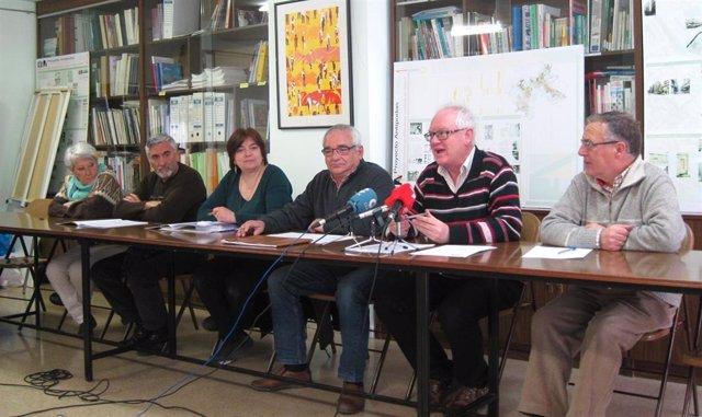 26M.- Las Asociaciones Vecinales De Valladolid Ofrecen A Los Partidos Sumarse A